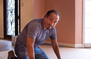 Alex - Lead Painter at Ricochet Construction